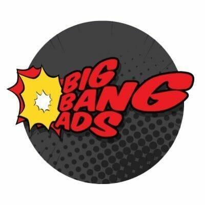 Big Bang Ads Logo Icon