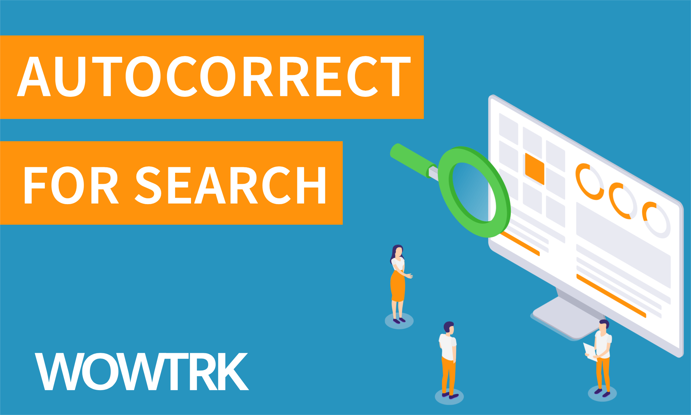 Autocorrect for search